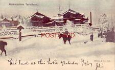 pre-1907 HOLMENKOLLENS TURISTHOTEL. NORWAY