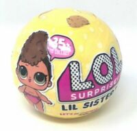 Authentic LOL Surprise SERIES 3 Wave 1 LiL Sisters Doll 1 Sealed L.O.L Ball NEW