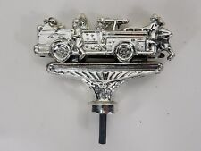 Fire Engine Hood Ornament..Heavy