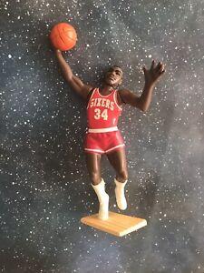 NBA Starting lineup Charles Barkley Figure Toy Philadelphia 76ers -1988 Preowned