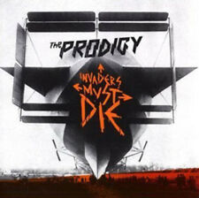 The Prodigy : Invaders Must Die CD (2009)