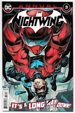 Nightwing Annual #3 (DC, 2020) NM