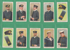 Incomplete Sets Military/War Collectable Will's Cigarette Cards
