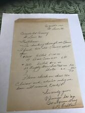 Letter To Carondelet Brewing Co. St. Louis 8/7/1940 From Walgreen Drug