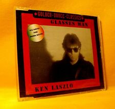 MAXI Single CD Ken Laszlo Glasses Man / Everybody Is Dancing 4TR 2001 Italo ZYX