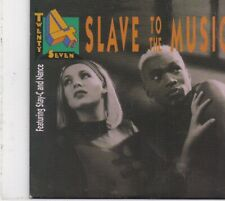 Twenty 4 Seven-Slave To The Music cd single