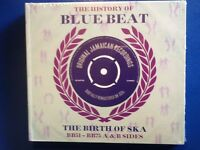 HISTORY. OF. BLUEBEAT.  3 CDs. BIRTH. OF. SKA. BB51 - BB75.  A n B. Sides.