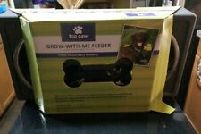 New listing Dog Bowls Grow With Me Elevated Dog Feeder -Height Grows With Your Pup Brand New