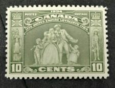 #209 1934 Loyalists - Monument at Hamilton MH