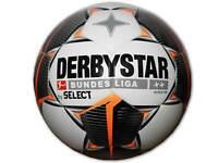 Derbystar Bundesliga Hyper TT Fußball Gr.5 Trainingsball Wettspielball Ball