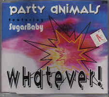 Party Animals-Whatever cd maxi single