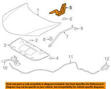 TOYOTA OEM 13-18 RAV4 HOOD-Hinge Assembly Right 5341042120