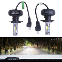 H4 9003 hb2 led headlight kit light lamp bulb high low beam 50w 8000lm  I