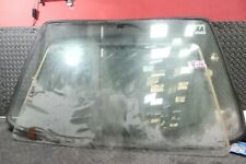 Ford fiesta MK2 rear heated window glass #2
