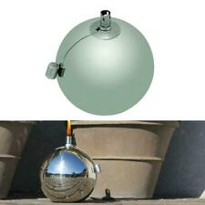 Stainless Steel Oil Lamp Garden Torch Light Toolland Candle Decorative Ball