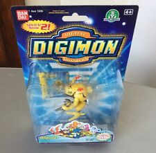 VINTAGE# ULTRA RARE BANDAI DIGMON FIGURE DIGIMON DIGITAL MONSTERS#MOSC