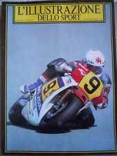 L'Illustrazione dello Sport n°12 1984 Ron Haslam Freddie Spencer  [G414]