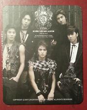 TVXQ Tohoshinki official photocard group memory card ver.15 Jaejoong Yunho Junsu