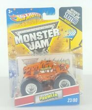 Hot Wheels Monster Jam 2011 Prowler Tattoo Series #23/80 New Nice Kids Gift Toy