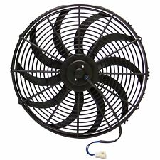 "Zirgo 16"" 3000 CFM High Performance Blu Cooling Fan zirgo ZIRZFB16S rat street"
