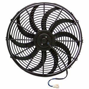 """Zirgo 16"""" 3000 CFM High Performance Blu Cooling Fan zirgo ZIRZFB16S rat street"""