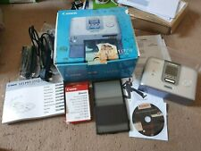 Canon Selphy CP710 Compact Photo Printer, Boxed, Tested, With Leads & Disc