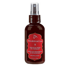 Earthly Body Marrakesh X Leave-in Treatment with Hemp & Argan Oils 4 oz