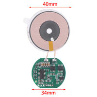 DIY pcba10W Wireless Charging Circuit Board + Coil Receiver Charger Module