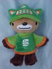2010 Winter Olympic Vancouver Souvenir Mascot -SUMI- used as display only