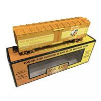 30-7888 MTH Orange Blossom Amber Modern (Indian Wells Brewing) Reefer Car