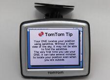 TomTom One V8 GPS Navigation + Latest 2016 UK, Ireland, France, & Australia Maps