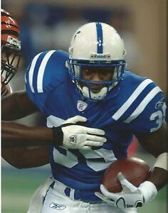 Indianapolis Colts Ricky Williams Unsigned 8x10 Photo