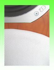 Paño de tela de la parrilla de altavoz blanco puro 1.6 Metro X 1.00 Metro renovar Gabinetes