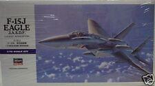Hasegawa 1/72 F-15J Eagle JASDF Interceptor Kit # 542