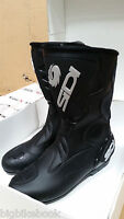 Sidi Fusion Motorcycle Boots waterproof - Black euro 42 uk 8