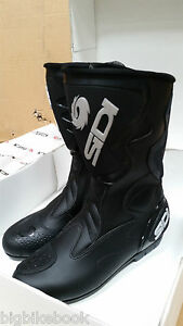Sidi Fusion Motorcycle Boots waterproof - Black euro 42