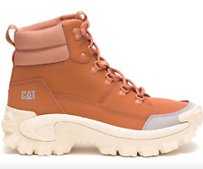 CAT CATERPILLAR - Women's Trespass Boots Caramel Rust - W 9.5 M 7.5 EU 40.5 NWOB