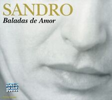 Sandro - Baladas de Amor [New CD]