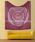 Mandala Tapestry Ethnic Boho Bedsheet Cotton Beach Throw Bohemian Wall Hanging