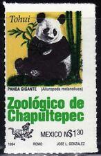 SELLOS FAUNA MEJICO  1994 PANDA GIGANTE ZOOLÓGICO DE CHAPULTEPEC 1v