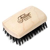 Fuller Brush Hair & Beard Brush - Pocket Hairbrush & Detangler w/ Boar Bristles
