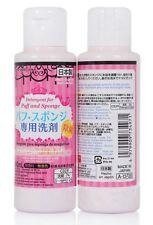 Daiso Detergent for Puff & Sponge Beauty Blender Make Up Brush Cleaner 80ml