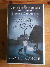 Sidney Chambers the Perils of the Night - James Runcie 1st/1st. Signed & Dated