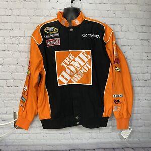 JH Designs Nascar Nextel Cup Series Home Depot Tony Stewart #20 Large Jacket