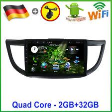 10 Zoll Android 10 Autoradio GPS Für Honda CRV 2012-2016 Wifi RDS FM AM DAB BT