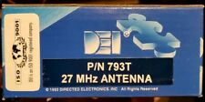 Directed DEI 793T AM CB Radio Strip Antenna Car Alarm Pager Secopage Enforcer
