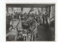 More details for golf club factory manufacturing c1940s press photo charles e brown #3