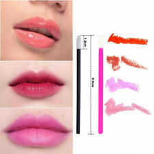 Disposable Lip Gloss Wands Brushes Make Up Brush Lipstick  Applicator Tool Kits
