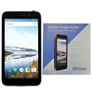 New Bittium Tough Mobile High Security 32GB Dual Sim Factory Unlocked 4G/LTE GSM