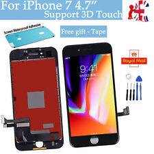 For Apple iPhone 7 Screen LCD Digitizer Assembly Replacement Black ✅ 3D Touch ✅